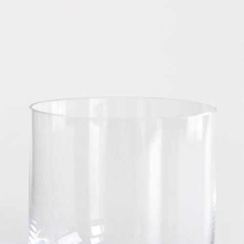 alessi desde el principio vasos de agua en vidrio cristal