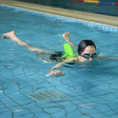 aletas para natación, flotador, acuaticos