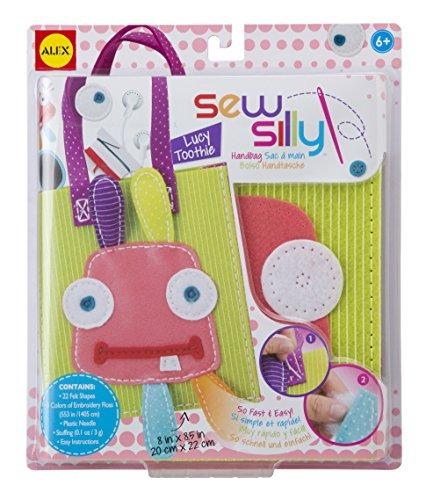 alex juguete craft coser tonto handbag