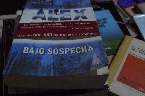 alex kava bajo sospecha año 2005 380 pp   e17