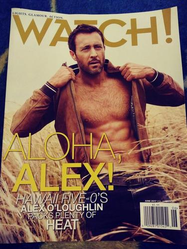 alex o'loughlin serie hawaii  madchen amick revista watch