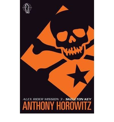 alex rider mission 3: skeleton key - anthony horowitz