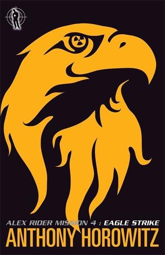 alex rider mission 4: eagle strike - anthony horowitz - r9