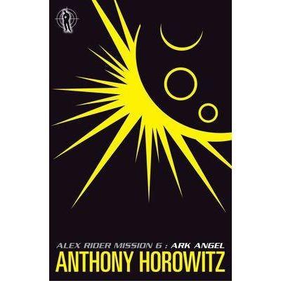 alex rider mission 6: ark angel - anthony horowitz rincon 9