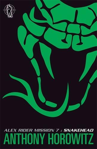 alex rider mission 7: snakehead - anthony horowitz rincon 9