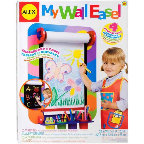 alex toys artist studio mi caballete de pared