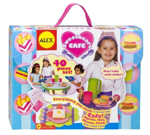 alex toys sweetheart cafe