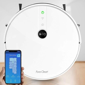 Alexa Smart Robot Vacuum Cleaner Gyroscope S Path Self Cha ®