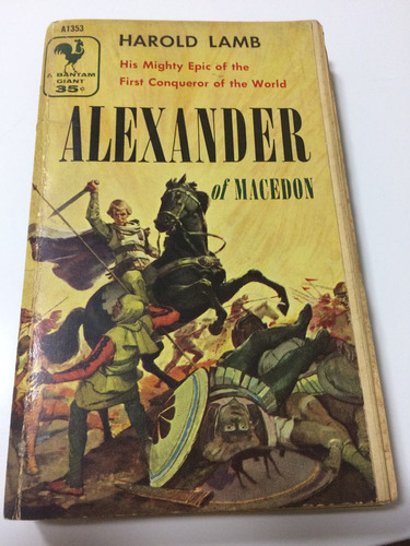 alexander of macedon by harold lamb
