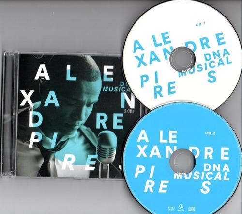 alexandre pires-dna musical(2 cd originais 24 faixas)