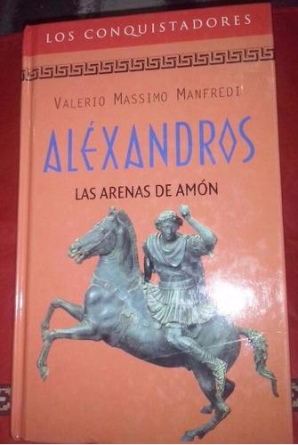 alexandros las arenas de amón valerio massimo manfredi
