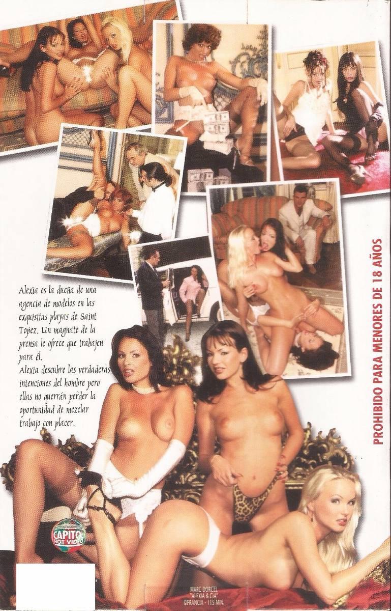 Nikkis Agencia Modelos Porno alexia silvia saint laura angel nikki anderson porno vhs - $ 160,00