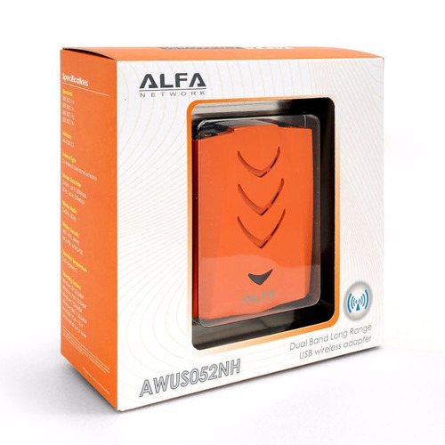 alfa awus052nh 2.4/ 5ghz dual band 300mbp/s abgn