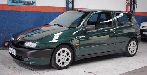 alfa romeo 145 motor: 1.6 16v twin spark 1999 airbag nafta