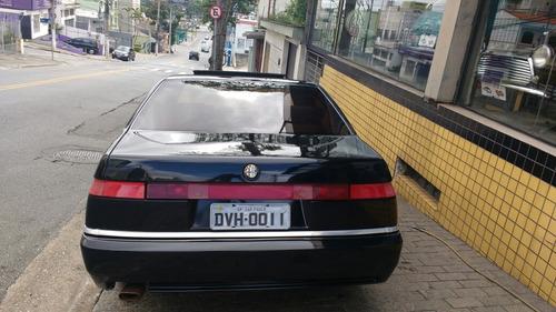 alfa romeo 164 super automatica teto v6 top linha gtv giulia