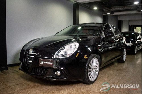 alfa romeo giulietta 1.4 distinctive 170cv at 2016