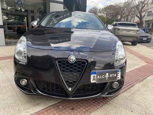 alfa romeo giulietta distinctive 2016