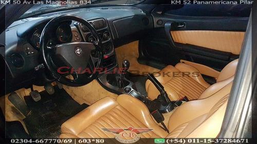 alfa romeo gtv v6 24v 250cv 1998 coupe