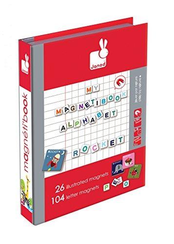alfabeto de janod magnetibook