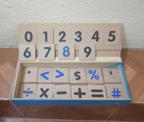 alfabeto movil alfabeticon letras madera abcedario prescolar