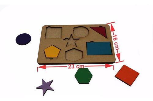 alfabeto+ vogais+ formas geométricas brinquedo pedagógico