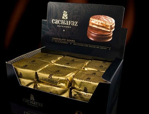 alfajor cachafaz x 24 chocolate