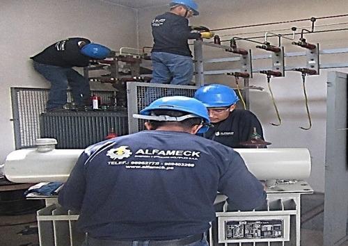 alfameck ,servicios multiples
