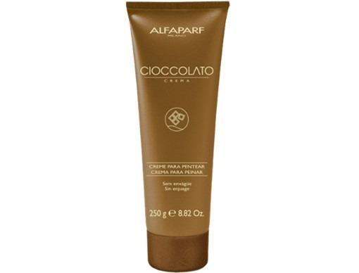 Alfaparf Chocolate Shampoo Y Crema Tratamiento Cabello 250ml ... d8feab2fa45b