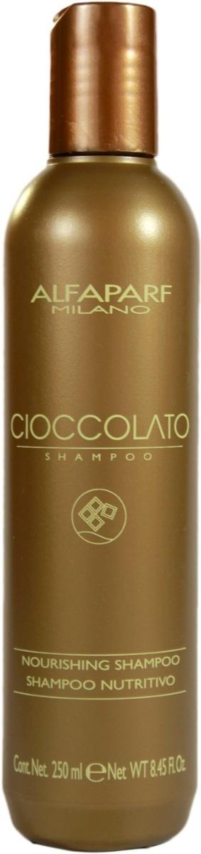 alfaparf chocolate shampoo y crema tratamiento cabello 250ml. Cargando zoom. 065bde83da35