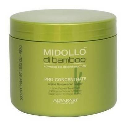 alfaparf máscara midollo di bamboo pro-concentrate - 500ml
