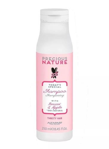alfaparf precious nature shampoo thirsty hair 250ml