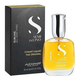 Alfaparf Semi Di Lino Diamante Cristalli Liquidi Serum 30ml