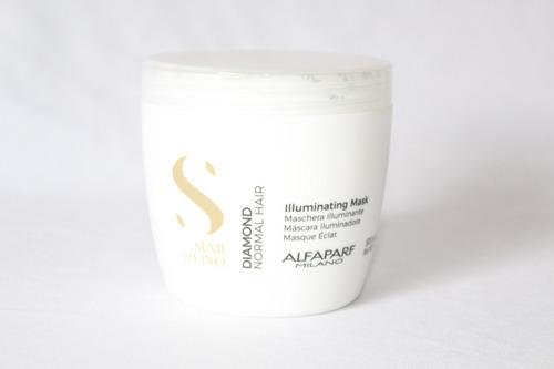 alfaparf semi di lino diamante illuminating mask 500 ml