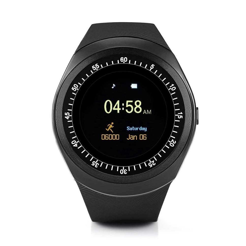 26b9bbe02a51 Alfawise 696 Y1 Bluetooth Smartwatch Teléfono -   348.42 en Mercado ...
