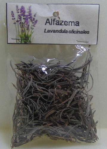 alfazema - 4 unidades