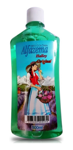 alfazema halley perfume 500ml