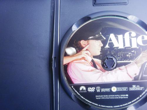 alfie. dvd.