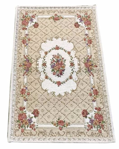 Alfombra 70 x gris living estilo persa living 1 for Alfombras persas precios mercado libre