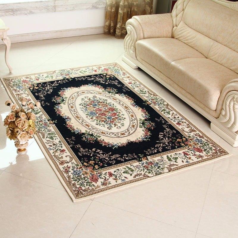 Alfombra 70 x gris living estilo persa living 1 for Alfombras estilo persa