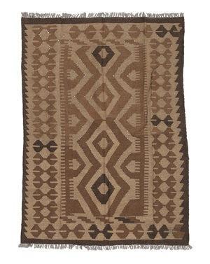alfombra afgano original - kelim
