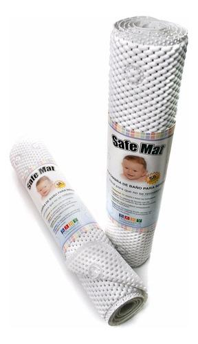 alfombra antideslizante p/ bañera antihongos baby innovation
