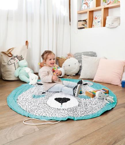 alfombra antigolpe antideslizante palette con relleno bolso