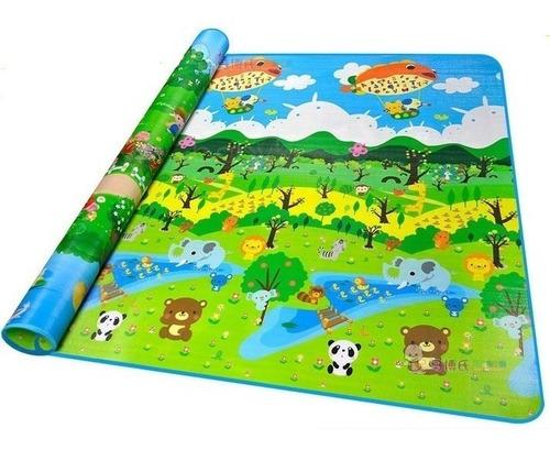 alfombra antigolpes bebes