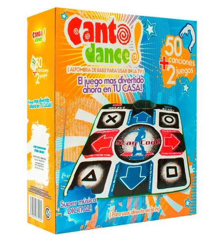 alfombra baile canto dance 1 tv 2 juego 50 tema digital