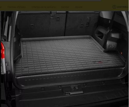 alfombra bandeja weathertech toyota 4runner 2013-2018