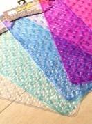 alfombra baño pvc burbuja antideslizante
