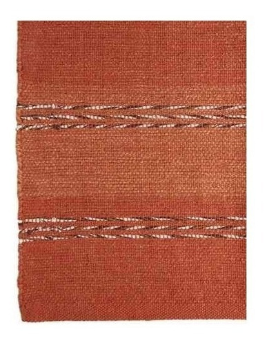 alfombra bellary naranja 160x240 okko