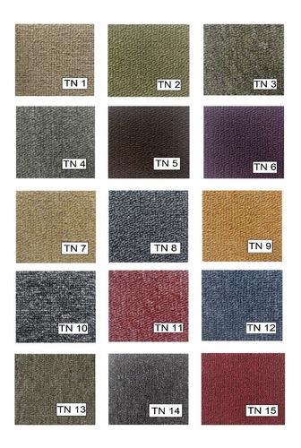 alfombra boucle base doble delos alto transito 3.66 de ancho