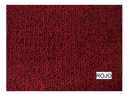 alfombra boucle con base doble alto transito muebles y cosas