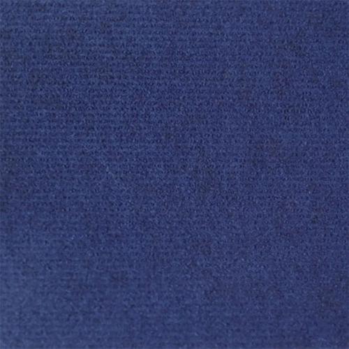 alfombra boucle punzonada acanalada x m2 azul